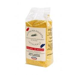 Polenta Gelb Vorgekocht