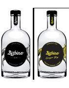 Grosse auswahl von Tessiner Produkten wie Gin Spirituosen Polenta Peffer